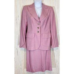 Escada Skirt Suit